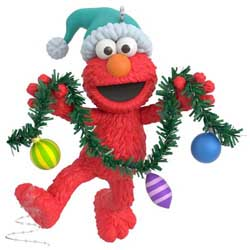 2020 Deck the Halls With Elmo, Sesame Street