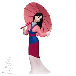 2020 Fa Mulan, Disney Mulan - PRE ORDER NOW - SHIPS AFTER JULY 13