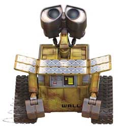 2020 Wall-E Soaks Up the Sun, Disney/Pixar Wall-E