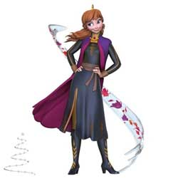 2020 Anna of Arendelle, Disney Frozen II - PRE ORDER NOW - SHIPS AFTER JULY 13