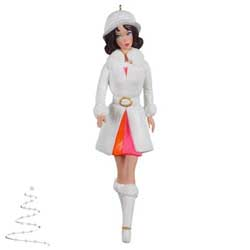2020 Red, White 'n Warm Barbie Ornament - PRE-ORDER NOW, SHIPS AFTER OCT 5
