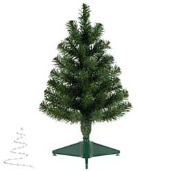 2021 Miniature Evergreen Christmas Tree  - PRE ORDER NOW - SHIPS AFTER JULY 12