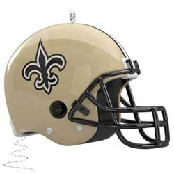 2021 New Orleans Saints, Helmet, NFL  - AVAIL OCT