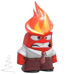 2020 Anger, Disney/Pixar Inside Out - PRE ORDER NOW - SHIPS AFTER JULY 13