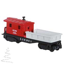 2020 LIONEL 6119 Work Caboose - PRE ORDER NOW - SHIPS AFTER JULY 13