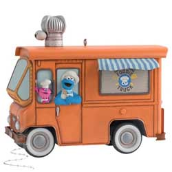 2020 Cookie Monster's Foodie Truck, Sesame Street DB
