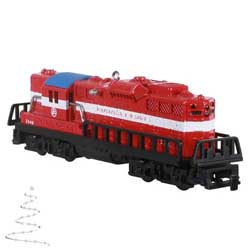 2020 LIONEL 2348 Minneapolis & St. Louis GP-9 Diesel, LIONEL Trains #25
