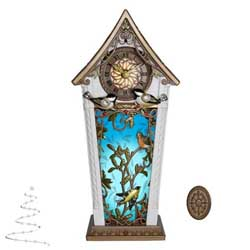 2020 The Beauty of Birds Clock - PRE ORDER NOW - SHIPS AFTER JULY 13