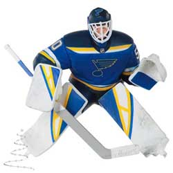 2020 Jordan Binnington St. Louis Blues, Hockey Greats Compliment - AVAIL OCT