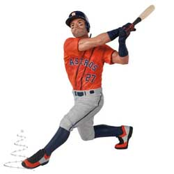 2020 Jose Altuve, Houston Astros, At the Ballpark Compliment - PRE ORDER NOW, SHIPS AFTER NOV 9