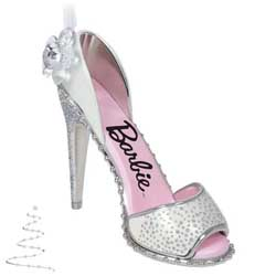 2020 Shoe-sational! Barbie Ornament Special Edition