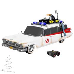 2020 Ecto-1 and R.T.V., Ghostbusters: Afterlife - PRE-ORDER NOW, SHIPS AFTER OCT 5
