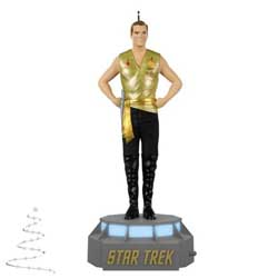 2020 Captain James T. Kirk, STAR TREK Mirror, Mirror Collection - PRE ORDER NOW - SHIPS AFTER JULY 13