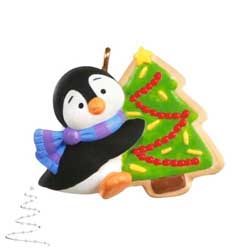 2020 A Christmas Cookie, Petite Penguins #5 - PRE ORDER NOW - SHIPS AFTER JULY 13