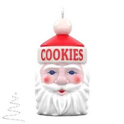 2020 Cute Lil' Cookie Jar, Miniature - PRE-ORDER NOW, SHIPS AFTER OCT 5