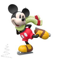 2020 Mickey on Ice, Disney Mickey Mouse - PRE ORDER NOW - SHIPS AFTER JULY 13
