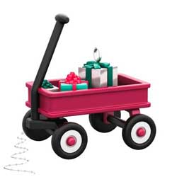 2020 Wee Red Wagon - PRE ORDER NOW - SHIPS AFTER JULY 13
