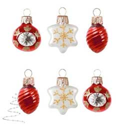 2020 Miniature Decorative Ornaments
