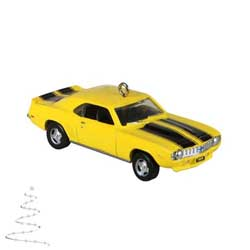 2020 1969 Chevrolet Camaro, Lil' Classic Cars #3 - PRE ORDER NOW - SHIPS AFTER JULY 13