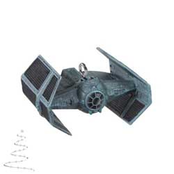 2020 Darth Vader's TIE Fighter, Star Wars, Miniature - PRE-ORDER NOW, SHIPS AFTER OCT 5