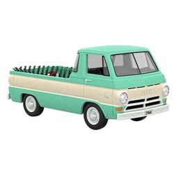 2021 1966 Dodge A-100, All-American Trucks #27 - PRE ORDER NOW - SHIPS AFTER JULY 12