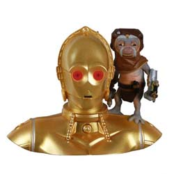 2021 C-3PO and Babu Frik, Star Wars: The Rise of Skywalker, Magic - PRE ORDER NOW - SHIPS AFTER JULY 12
