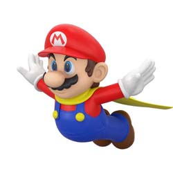 2021 Caped Mario, Super Mario Brothers - PRE ORDER NOW - SHIPS AFTER JULY 12