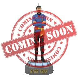 2021 First Officer Spock, STAR TREK Mirror, Mirror Collection, Magic - PRE ORDER NOW - SHIPS AFTER JULY 12