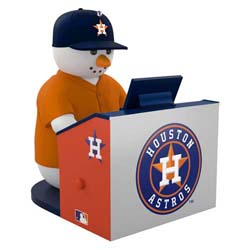 2021 Houston Astros Piano, Magic - PRE ORDER NOW - SHIPS AFTER JULY 12