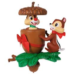2021 In a Nutshell, Disney Chip and Dale - PRE ORDER NOW - SHIPS AFTER JULY 12