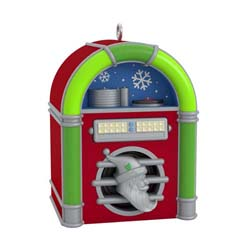 2021 Junior Jukebox, Miniature - PRE ORDER NOW - SHIPS AFTER JULY 12