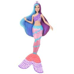 2021 Mermaid Barbie Ornament, Magic - PRE ORDER NOW - SHIPS AFTER JULY 12