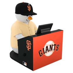 2021 San Francisco Giants Piano, Magic - PRE ORDER NOW - SHIPS AFTER JULY 12