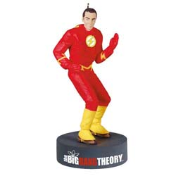 2021 Sheldon Cooper as The Flash, The Big Bang Theory, Magic - PRE ORDER NOW - SHIPS AFTER JULY 12