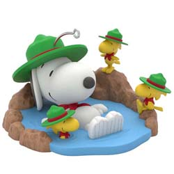 2021 Taking a Dip, The PEANUTS Gang - PRE ORDER NOW - SHIPS AFTER JULY 12