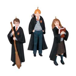 2021 The Trio Harry Potter, Miniature - PRE ORDER NOW - SHIPS AFTER JULY 12