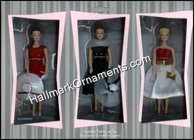 2004 Friendship, Fashion, and Fun, Barbie