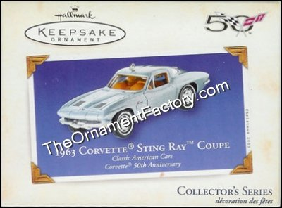2003 1963 Corvette Sting Ray Coupe, Classic American Cars #13