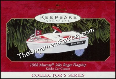 1999 1968 Murray Jolly Roger Flagship, Kiddie Car Classic #6