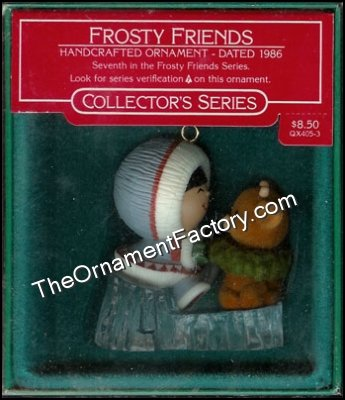 1986 Frosty Friends #7