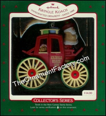 1988 Kringle Koach, Here Comes Santa #10