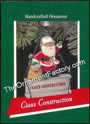 1989 Claus Construction