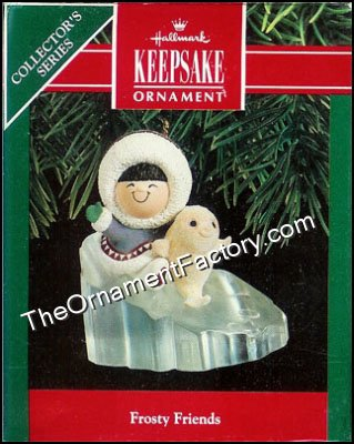 1990 Frosty Friends #11