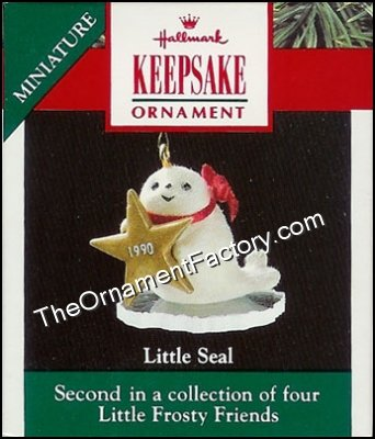 1990 Little Seal, Frosty Friends