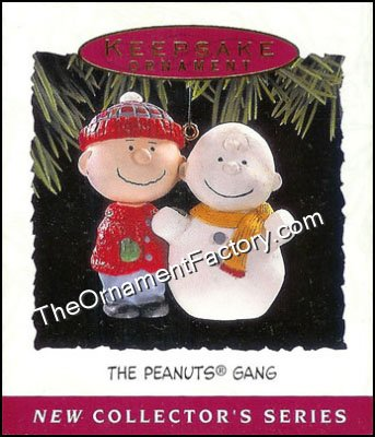 1993 Charlie Brown, Peanuts Gang #1