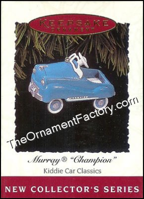 1994 Murray Champion, Kiddie Car Classic #1