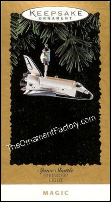 1995 Space Shuttle, Magic - DB