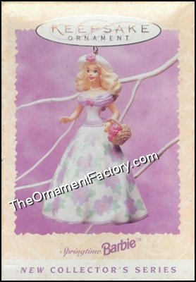 1995 Springtime Barbie #1