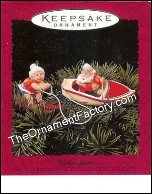 1995 Water Sports, Santa and Mrs Claus