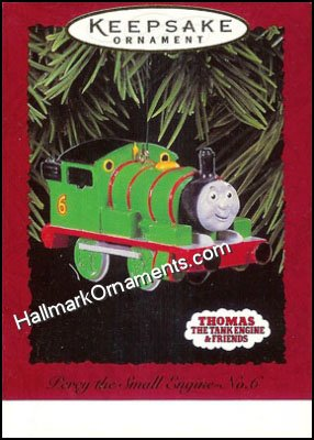 1996 Percy the Small Engine, Thomas the Train
